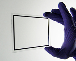 Dielectrically enhanced ITO coatings for demanding display applications